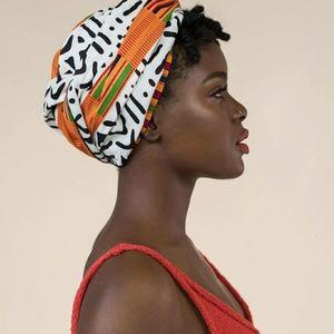 AFRICAN GLAM HEADWRAP